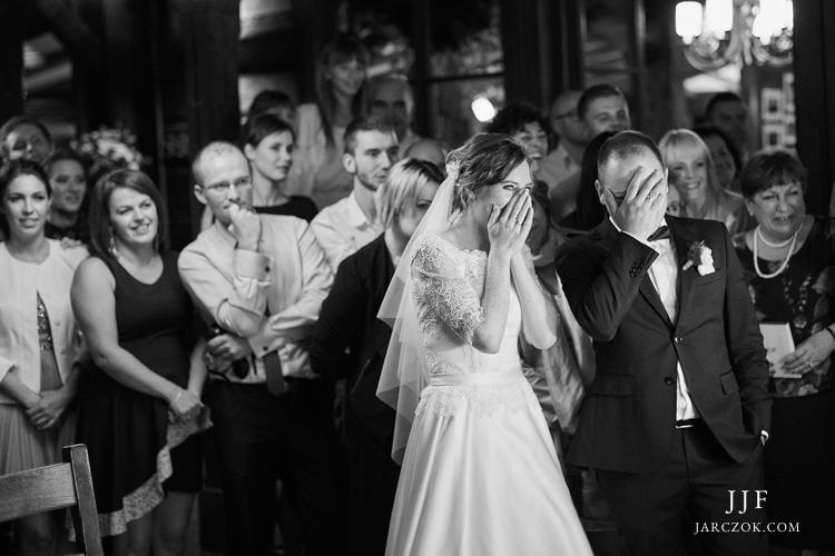 Wyłapane momenty przez fotografa.