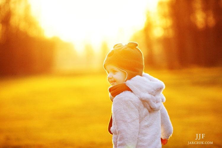 Fotografia dziecięca.