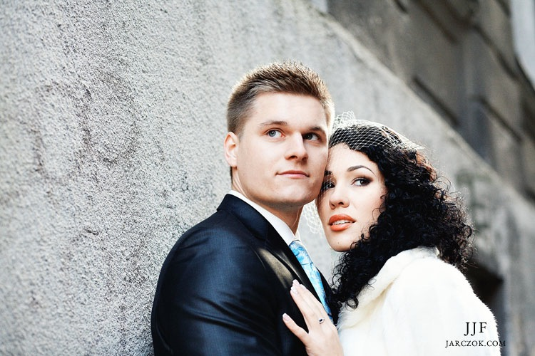 Oglądacie fotografie ślubne plenerowe Lucyny i Mariusza autorstwa Jacka Jarczoka 2