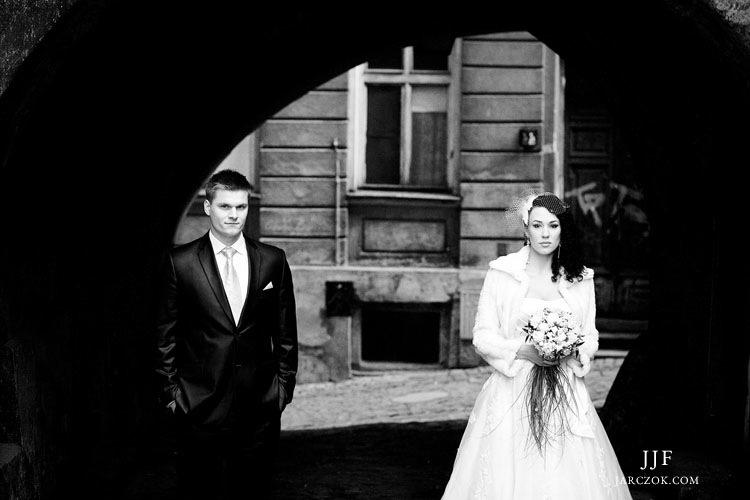 Oglądacie fotografie ślubne plenerowe Lucyny i Mariusza autorstwa Jacka Jarczoka 6