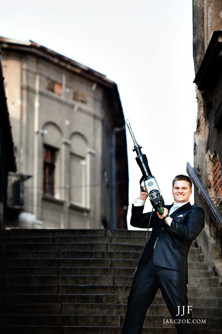 Zajebisty fotograf na ślub na Śląsku.