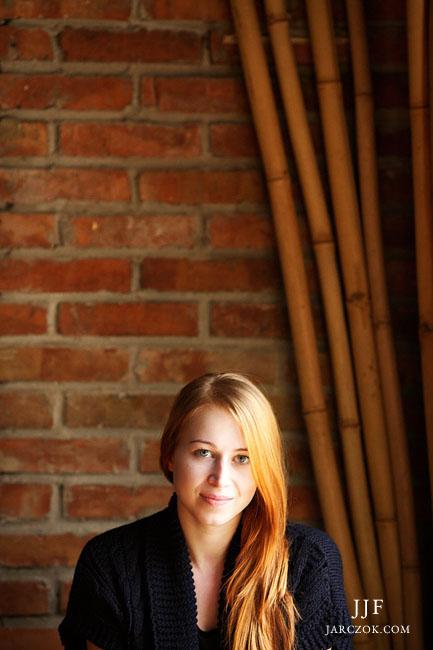 Estetyczne zdjęcie portretowe. Portrait photographer Poland Silesia Katowice.
