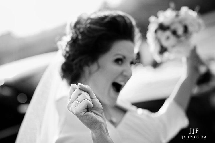 Czadowe zdjęcia ze ślubu i wesela.