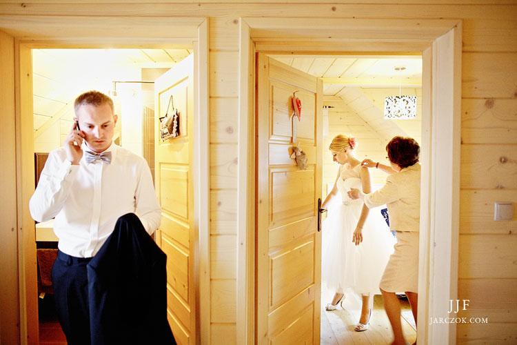 Zdjęcia ślubne z górskich okolic na Śląsku i w Małopolsce.