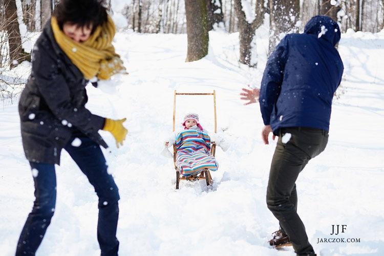 Rodzinne sesje zdjęciowe na Śląsku.