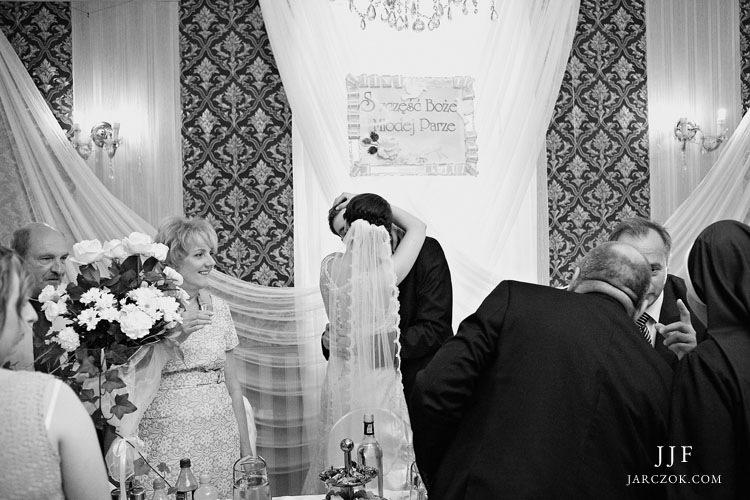 Najlepsze reportażowe zdjęcia ślubne.