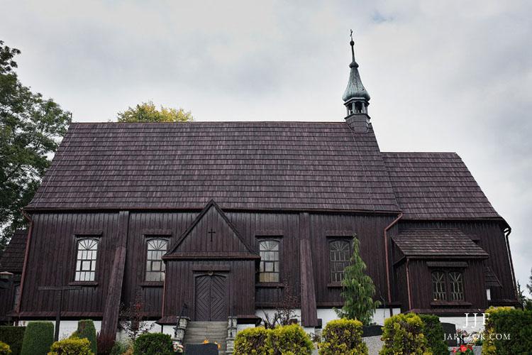 szlak zabytkowej architektury drewnianej na Śląsku