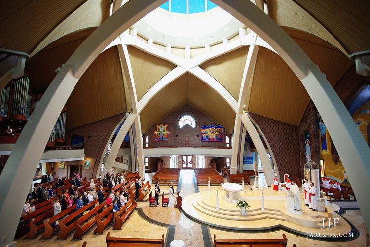 Kościół bł. Karoliny Kózki w Tychach.
