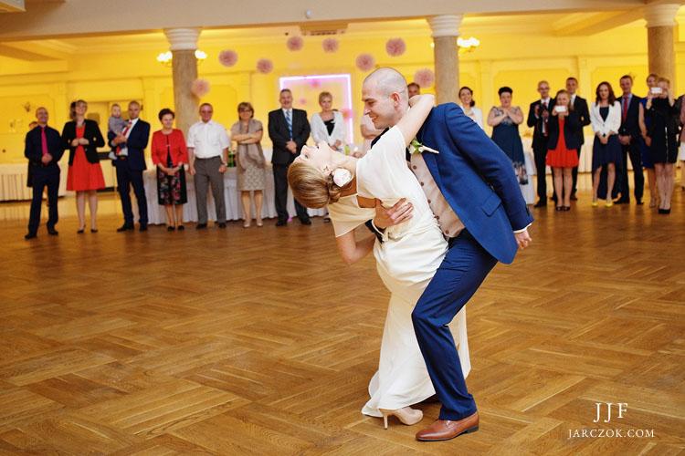 Zdjęcia z przyjęcia weselnego w karczmie Kuban pod Pszczyną / Goczałkowicach.