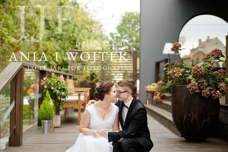 Reportaż ze ślubu plenerowego w ogrodzie restauracji Umami w Pyskowicach.
