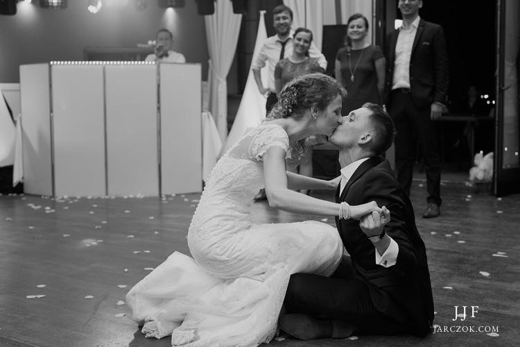 Wesele w Sztygarce na zdjęciach ślubnych.