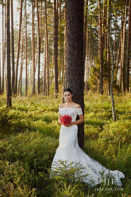 Naturalny plener ślubny - fotograf ze Śląska, okolice Katowic, Bielska, Tychów.
