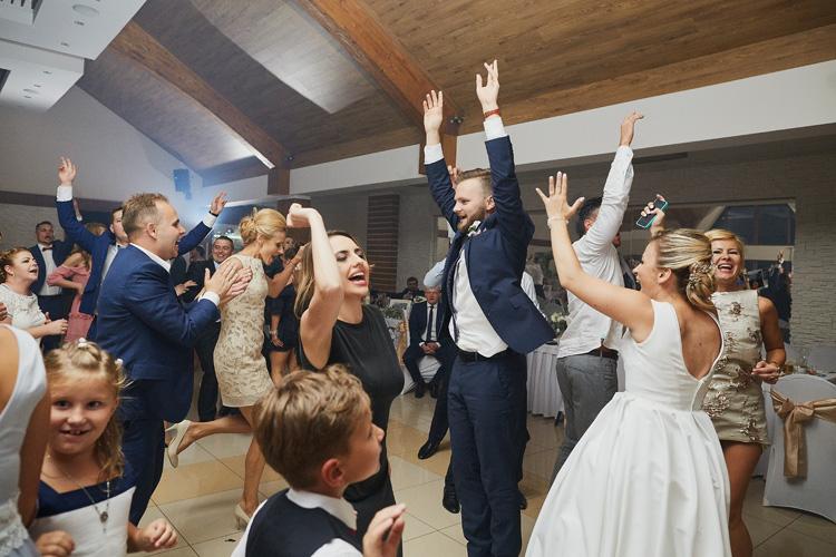 Zdjęcia z wesela w Hotelu Beskidian w Węgierskiej Górce.